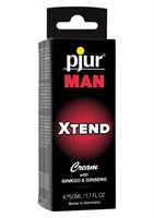 Мужской крем для пениса pjur MAN Xtend Cream - 50 мл. - фото 1162637