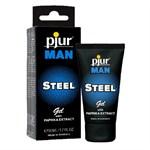 Эрекционный гель для пениса pjur MAN Steel Gel - 50 мл. - фото 22477