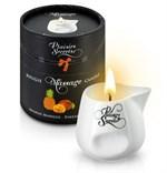 Массажная свеча с ароматом манго и ананаса Bougie de Massage Ananas Mangue - 80 мл. - фото 1163270