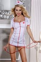 Костюм сексапильной медсестры Dolce Piccante - фото 227932