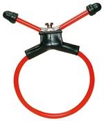 Красное эрекционное лассо Red Sling - фото 1164241