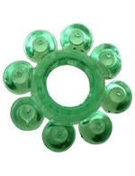 Эрекционное кольцо с виде цветка - фото 229802