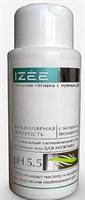 Очищающая интимная мицеллярная жидкость для мужчин с экстрактом бессмертника - 250 мл. - фото 230191
