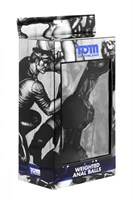 Анальные шарики Tom of Finland Weighted Anal Balls - фото 1166469