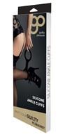 Силиконовые оковы на ноги Silicone Ankle Cuffs - фото 1669856