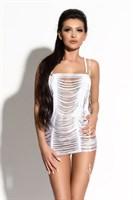 Нитяное коротенькое платье Samantha - фото 657825