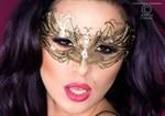 Карнавальная маска Chilirose - фото 233589
