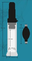Вакуумная помпа-мастурбатор Vibrating Multi Pump   Masturbator - фото 1541927