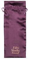 Фиолетовый вибратор Come to Bed Rechargeable Slimline G-Spot Rabbit Vibrator - 22,2 см. - фото 106563
