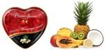 Массажная свеча с ароматом экзотических фруктов Bougie Massage Candle - 35 мл. - фото 1172389