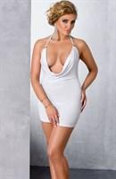 Роскошное платье с глубоким декольте Miracle - фото 1173899
