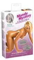 Секс-кукла Mandy с 3 любовными отверстиями - фото 1175561