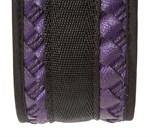 Чёрно-фиолетовый набор для бондажа Bondage Set - фото 1676626
