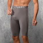 Мужские трусы-боксеры длиной до колена - фото 113967