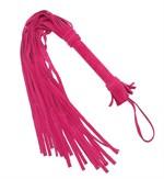 Розовая плеть «Королевский велюр» - 65 см. - фото 242146