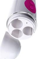 Розовый вибратор A-Toys Nixy - 23 см. - фото 242407