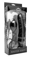 Фаллоимитатор с функцией расширения Primal Inflatable Dildo - 21,6 см. - фото 167949