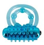 Голубой вибронабор из 8 предметов Blue Appetizer - фото 169685