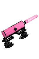 Розовая секс-машина Pink-Punk MotorLovers - фото 163918
