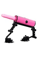 Розовая секс-машина Pink-Punk MotorLovers - фото 163919