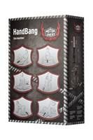 Секс-машина с телесной насадкой HandBang MotorLovers - фото 248741