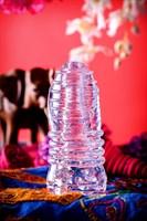 Прозрачный мастурбатор  Lingam Savitri - фото 1184754