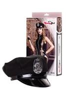 Эротичный костюм полицейской Raven - фото 1184825